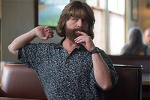 """M38 Zach Galifianakis stars in Relativity Media's upcoming release, """"Masterminds"""". Credit: Glen Wilson Copyright: © 2014 Armored Car Productions, LLC"""